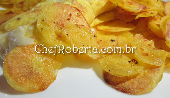 Chips_Mandioquinha