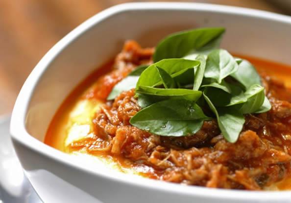 Polenta Especial – Personal Chef